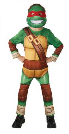ninja turtle kostume til børn