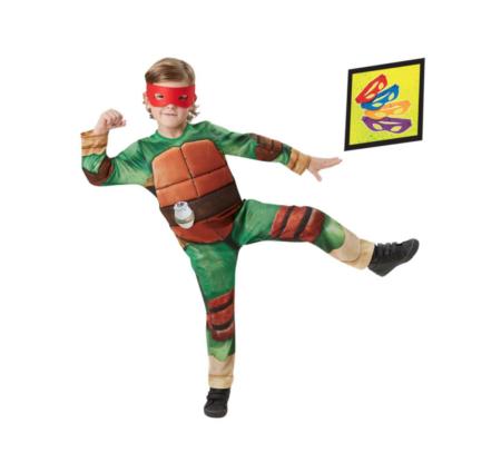 ninja turtles børnekostume 450x424 - Ninja turtles kostume til børn