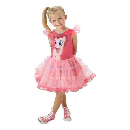 pinkie pie børnekostume my little pony 450x450 - My little pony kostume til børn