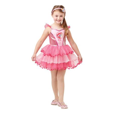 pinkie pie kostume til børn 450x450 - My little pony kostume til børn