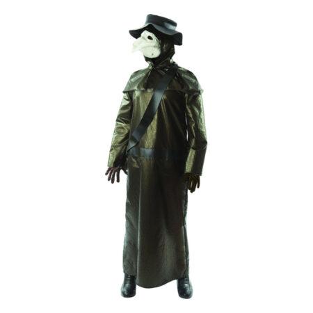 plague doctor kostume pest læge middelalder kostume til voksne