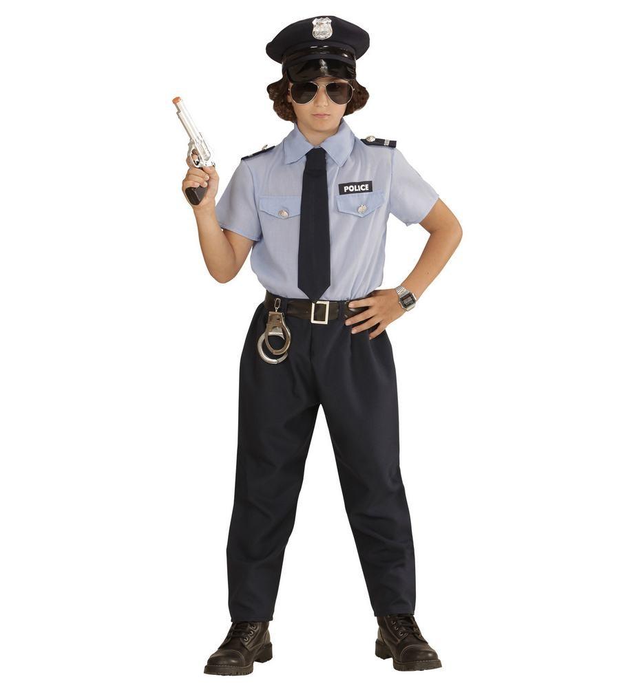 politimand kostume til børn politimand børnekostume politi udklædning til politiuniform kostume til børn politi uniform fastelavn