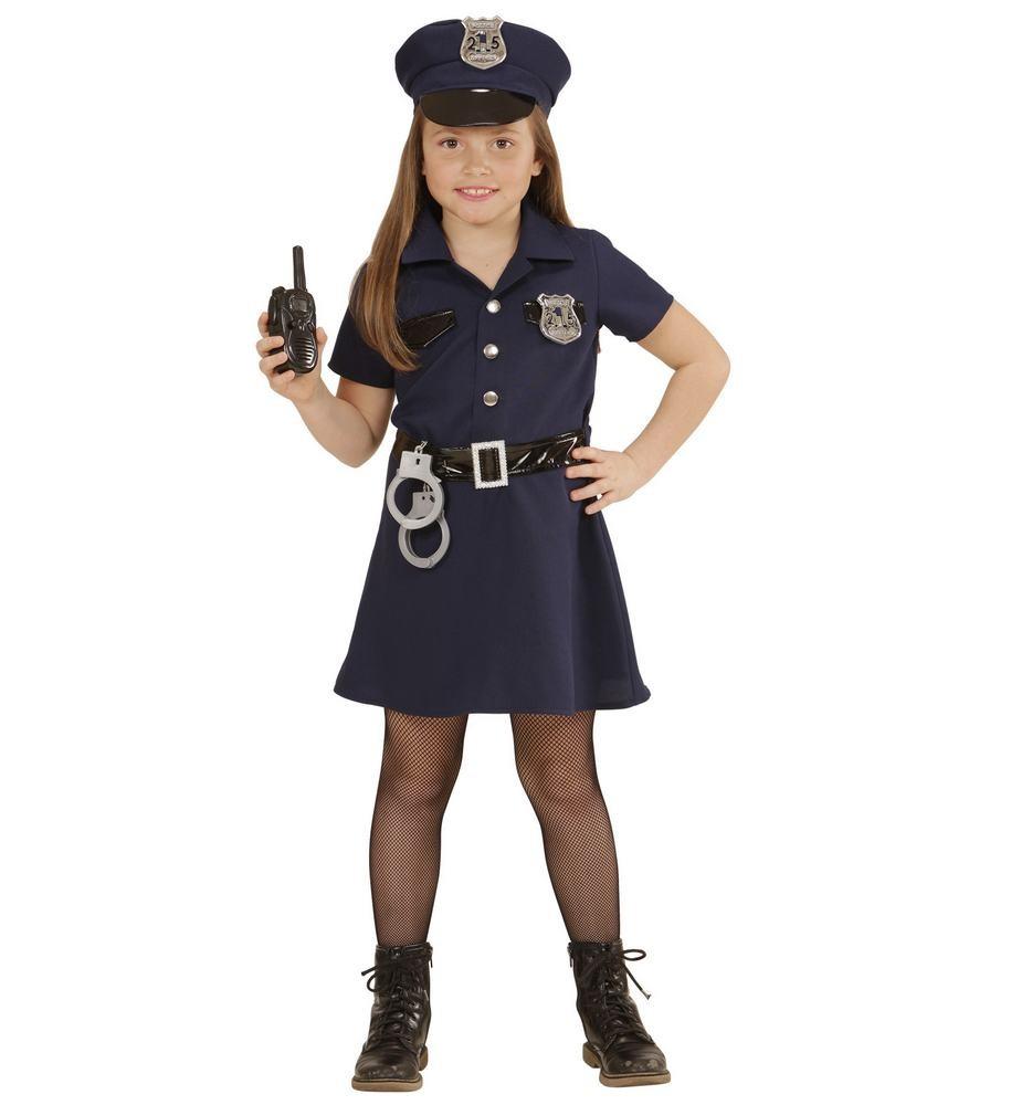 politimand kostume til børn politimand børnekostume politi udklædning til politiuniform kostume til børn politi uniform til piger politipige kostume fastelavn