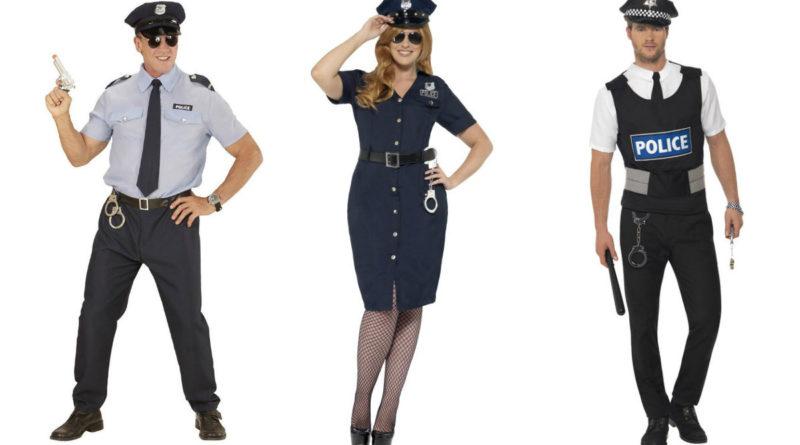 politimand kostume til voksne politibetjent kostume politiuniform kostume politibetjent udklædning fastelavn