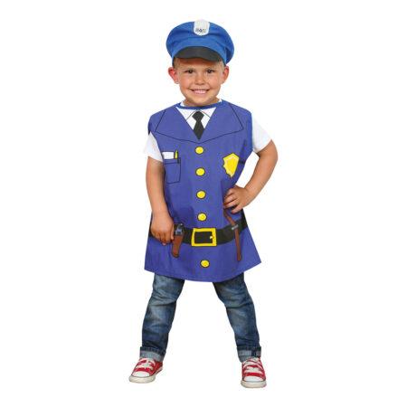 politivest kostume til børn 450x450 - Politimand kostume til børn