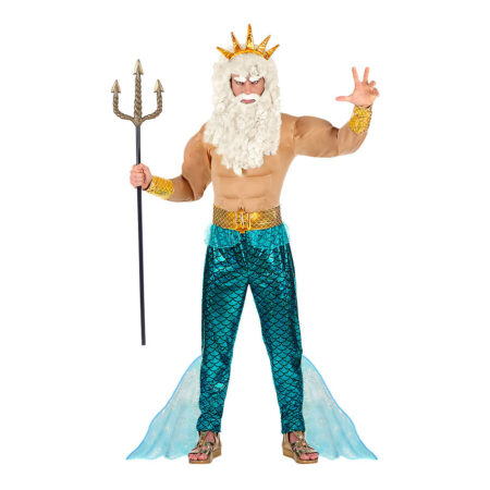 poseidon havets konge ariels far kostume
