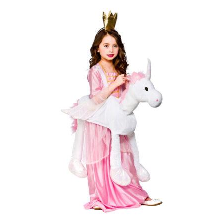ridende enhjørning børnekostumer 450x450 - Enhjørning kostume til børn