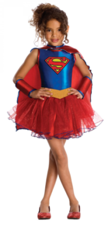 superman pige kostume superwoman kostume til pige