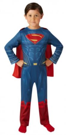 superman udklædning dreng