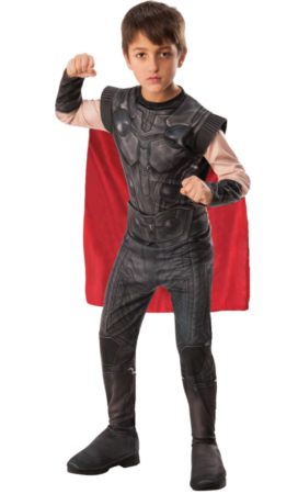 thor kostume til børn avengers kostume til børn