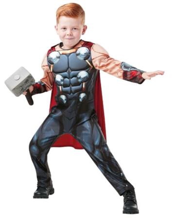 thor kostume til børn avengers børnekostume tor kostume