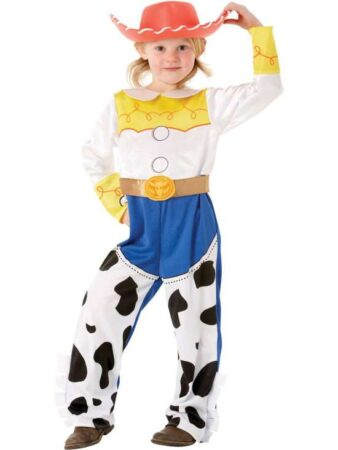 toy story jessie kostume 338x450 - Toy Story kostume til børn