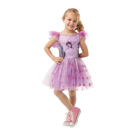 twilight sparkle børnekostume my little pony 450x450 - My little pony kostume til børn