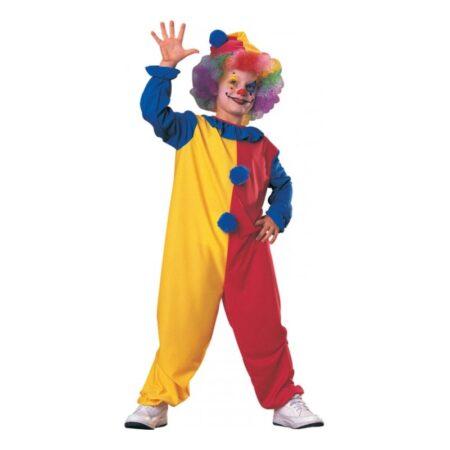 Klovn børnekostume 450x450 - Klovne kostume til børn