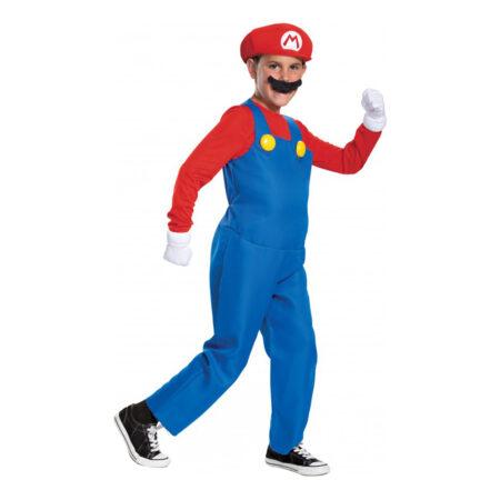 Mario børnekostume 450x450 - Super Mario kostume til børn