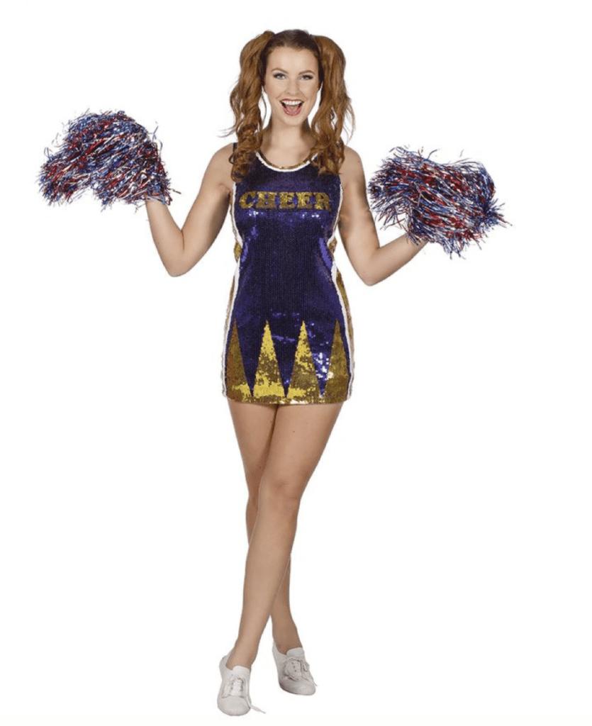 Skærmbillede 2018 02 01 kl. 10.54.06 835x1024 - Cheerleader kostume til voksne