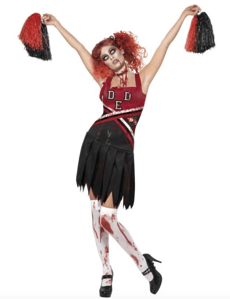 Skærmbillede 2018 02 01 kl. 10.58.28 789x1024 - Cheerleader kostume til voksne