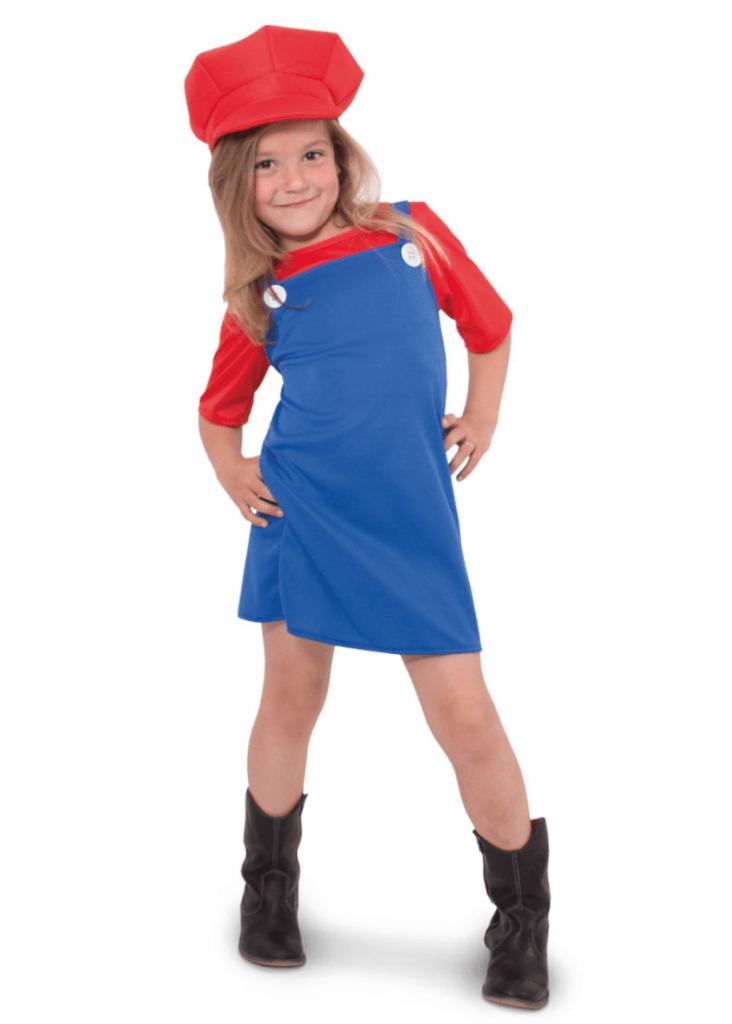 Skærmbillede 2018 02 05 kl. 22.23.20 732x1024 - Super Mario kostume til børn