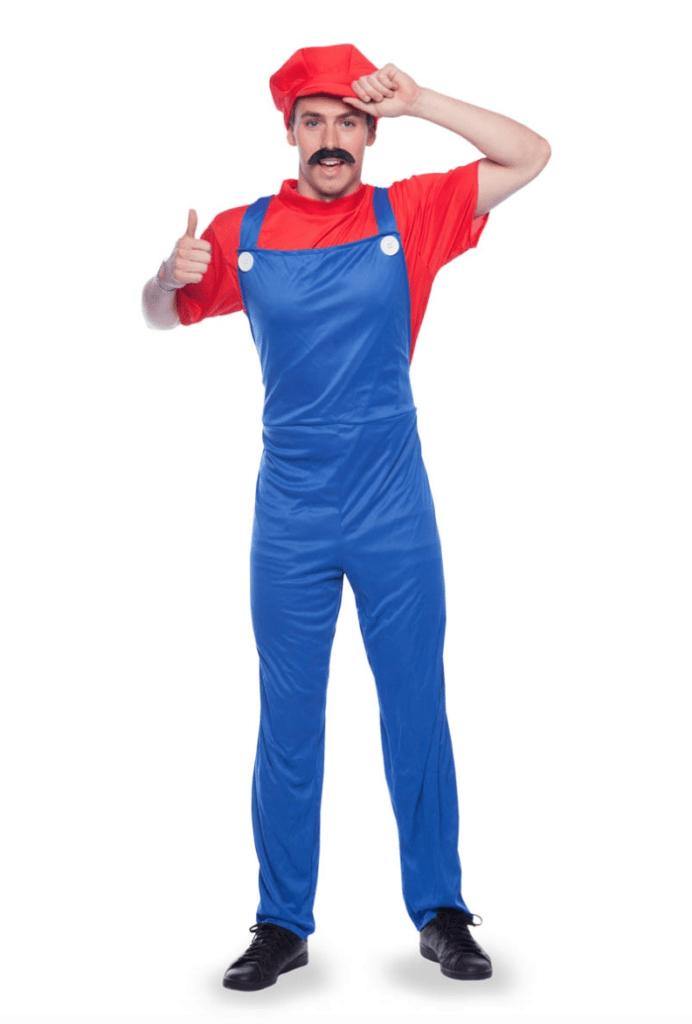 Skærmbillede 2018 02 07 kl. 21.45.59 692x1024 - Super Mario kostume til voksne