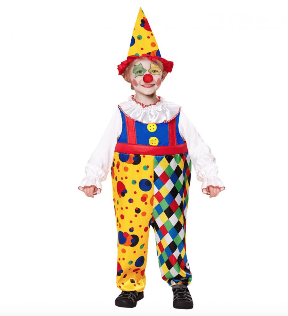 Skærmbillede 2018 02 28 kl. 11.11.05 934x1024 - Klovne kostume til børn