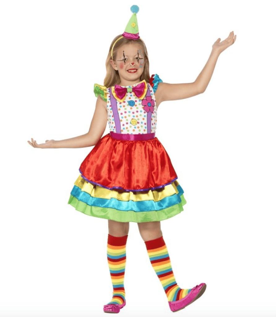 Skærmbillede 2018 02 28 kl. 11.13.25 892x1024 - Klovne kostume til børn