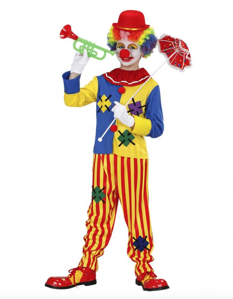 Skærmbillede 2018 02 28 kl. 11.15.33 796x1024 - Klovne kostume til børn