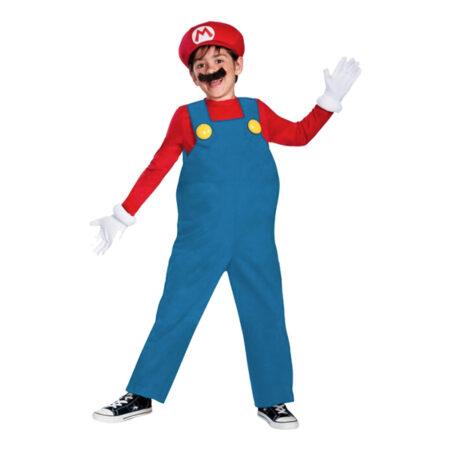 Super mario kostume til børn 450x450 - Super Mario kostume til børn