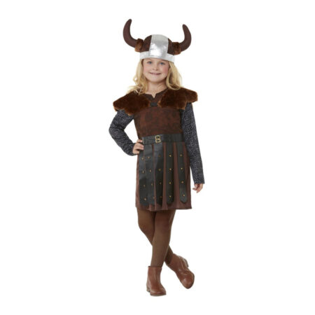 Vikinge kostume til piger 450x450 - Viking kostume til børn