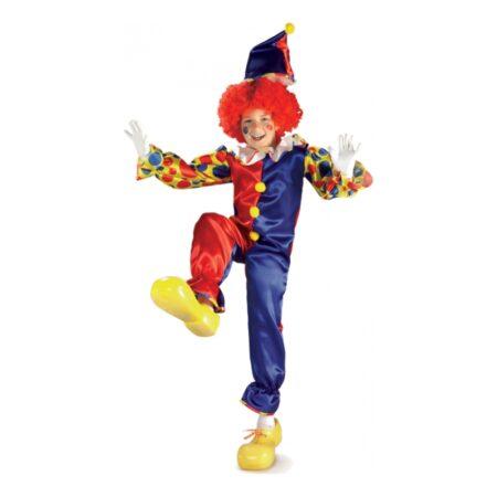 klovn fastelavnskostume 450x450 - Klovne kostume til børn