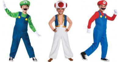 super mario kostume til børn, super mario kostume til piger, super mario kostume til drenge, super mario udklædning til børn, super mario udklædning til drenge, super mario udklædning til piger, super mario børnekostumer, luigi kostume til børn, luigi kostumer til børn, luigi børnekostumer, fastelavnskostumer, super mario fødselsdag, kostumeuniverset, uniformer til børn, blikkenslager udklædning til børn, blikkenslager kostume til børn