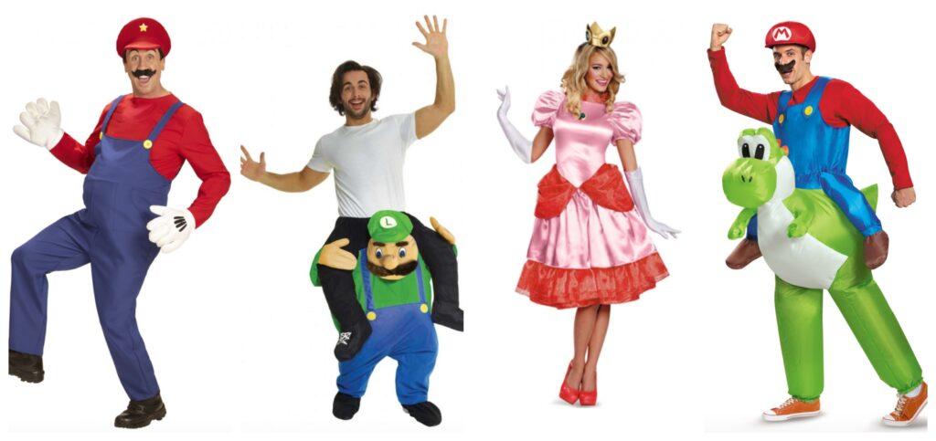 super mario kostume til voksne 1024x483 - Super Mario kostume til voksne