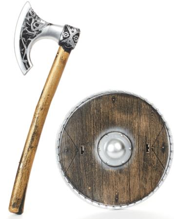 viking våben til børn viking skjold til viking kostume