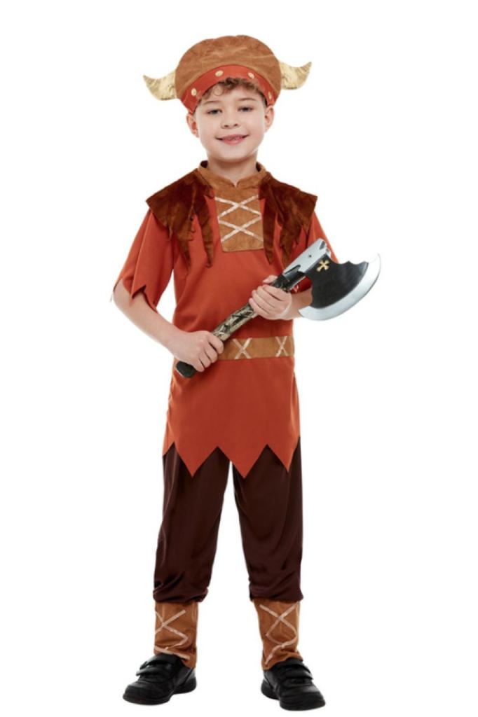 viking børnekostume 682x1024 - Viking kostume til børn