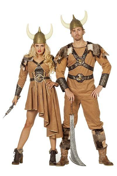 viking kostume til voksne vikingekostume til kvinder vikingekvinde kostume skjoldmø kostume skjoldmø Lagertha udklædning