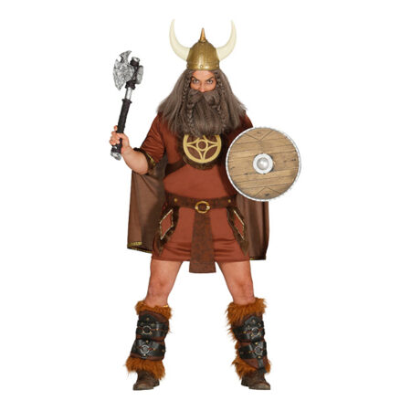 vikinge kostume til mænd 450x450 - Viking kostume til voksne