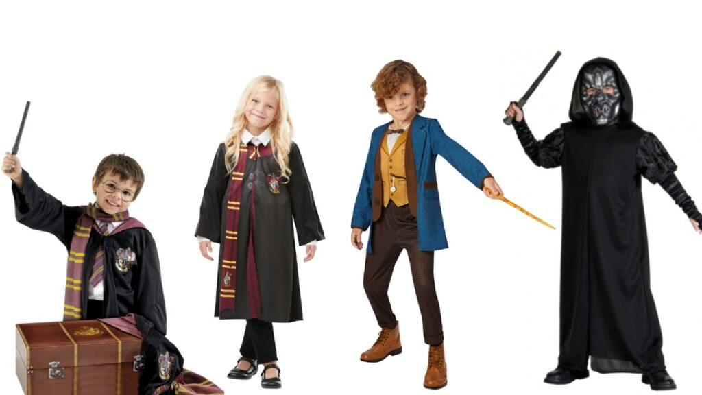 harry potter udklædning harry potter kostume børnekostume hermione kostume til børn