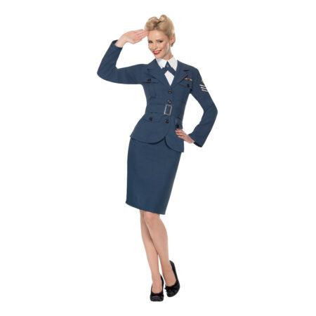 2 verdenskrig stewardesse kostume ww2 kostume til kvinder