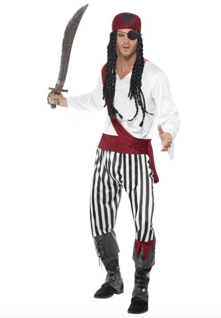 Skærmbillede 2018 04 21 kl. 12.53.28 712x1024 - Pirat kostume til voksne