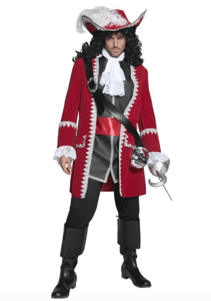 Skærmbillede 2018 04 21 kl. 12.55.35 717x1024 - Pirat kostume til voksne