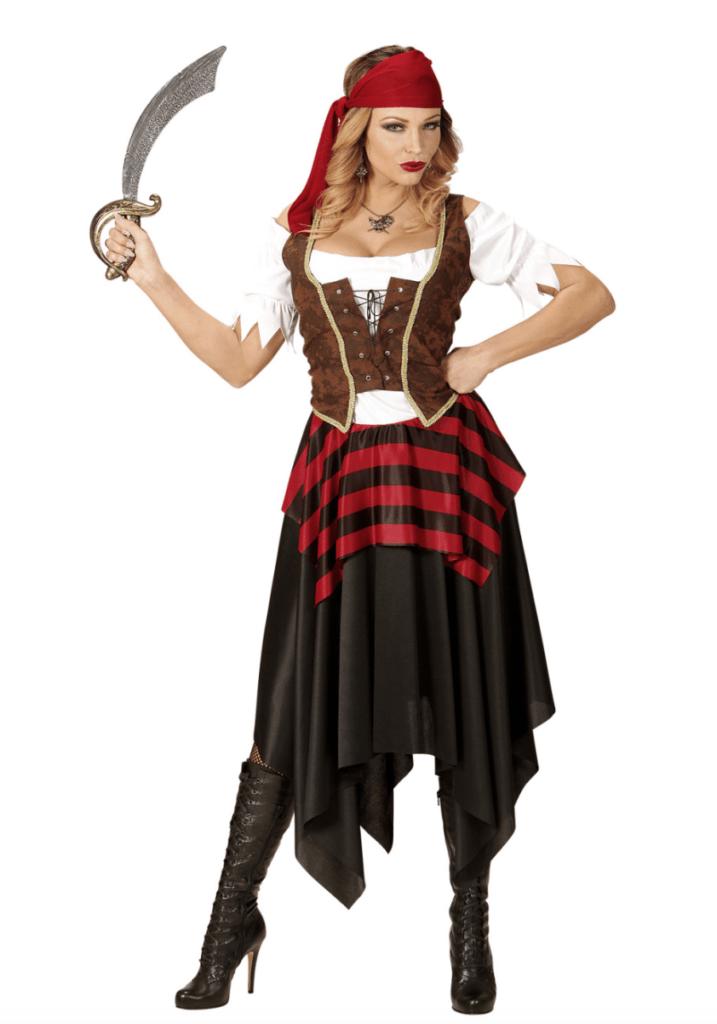 Skærmbillede 2018 04 21 kl. 13.04.22 717x1024 - Pirat kostume til voksne