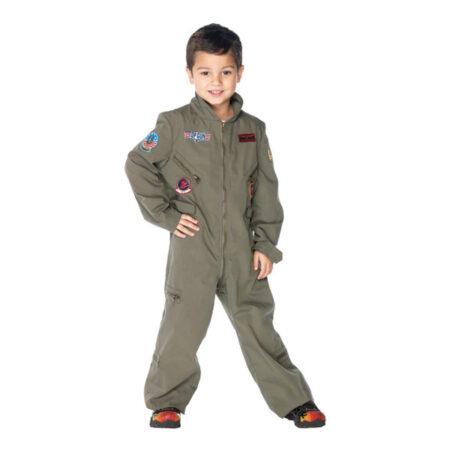 jægerpilot kostume til drenge jægerpilot kostume til børn