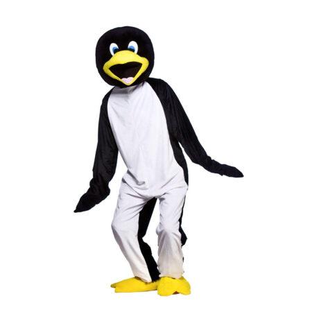 luksus pinvin kostume maskot kostume sort hvidt kostume