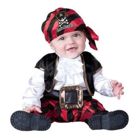 pirat babykostume sørøver kostume til baby sørøver babykostume