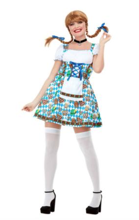 Oktoberfest kostume kvinder 284x450 - Oktoberfest kostume til kvinder