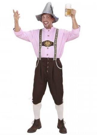 Oktoberfest mand kostume 324x450 - Oktoberfest kostume til mænd