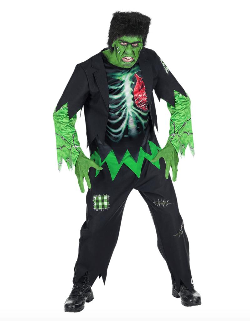 Skærmbillede 2018 09 02 kl. 11.05.20 798x1024 - Frankenstein kostume til voksne