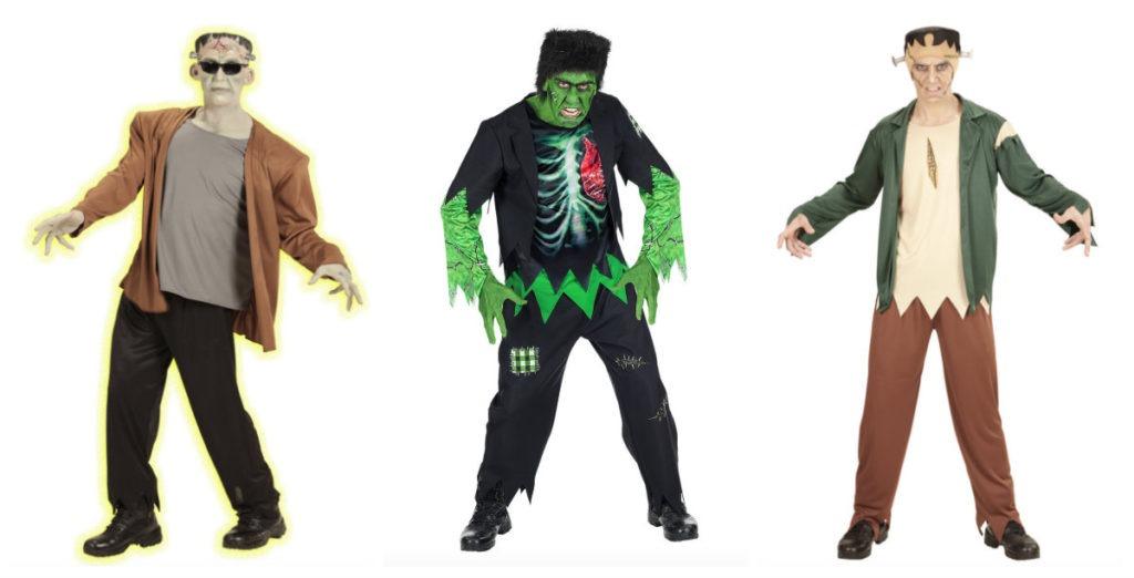 collage 5 1024x522 - Frankenstein kostume til voksne