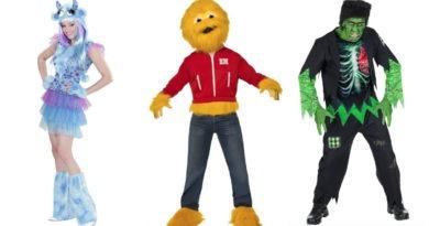 monster kostume til voksne, monster udklædning til voksne, monster tøj til voksne, monster voksenkostumer, halloween kostumer til voksne, kostume til sidste skoledag, udklædning til sidste skoledag, kostume universet