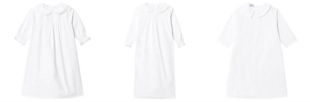 lucia kjole til børn santa luciakjole santa lucia kjole kjole til luciaoptog