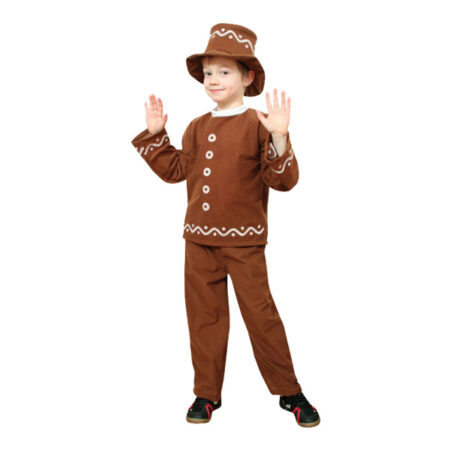 peberkage kostume peberkagemand kostume